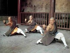 ~~ The World ~~: The Shaolin Monks Of China---Supreme Kung Fu Machines
