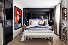 O estilo loft dominou o mundo do décor, e para adota-lo você deve ousar nos quartos