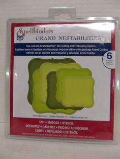 Spellbinders-Grand-Nestabilities-Die-Cut-Templates-New-Ovals-Scalloped-Circles