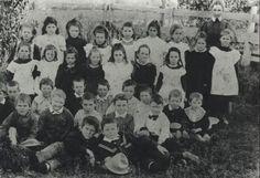 Tumbulgum School, Lower Division, 1900