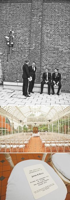 A City Chic Fashionable Wedding In London Shot By Chris Barber Photography