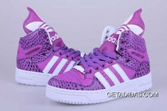 cheap for discount 655cf d91bd ... Attitude Hi Large Tongue Purple White Adidas Jeremy Scott Sneaker 365-day  Return TopDeals, Price   101.56 - Adidas Shoes,Adidas Nmd,Superstar ,Originals