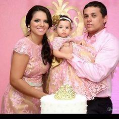 Luana Medino e Lara vestem Cecília Cavalcante!!! Para compor o look tiara por @mimos_de_princesa_rn