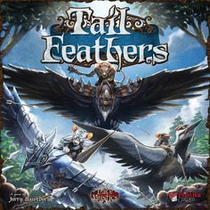 Tail Feathers, 8.2 BGG rating. Best with 2 Players. Age 9+. Featuring the beautiful hand-sculpted miniatures by Chad Hoverter Mice and Mystics fans have come to love, Tail Feathers raises the stakes with 13 dutiful ground troops, 5 headstrong birds that tilt for launching and turning, plus 5 daring pilots.Tail Feathers is a stand-alone game, not a Mice and Mystics expansion, but you can use your Mice and Mystics: Sorrow and Remembrance miniatures in Tail Feathers right out of the box.