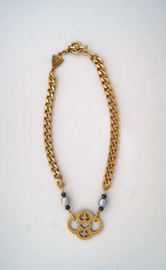 ExVoto Vintage Jewelry Provence Necklace!