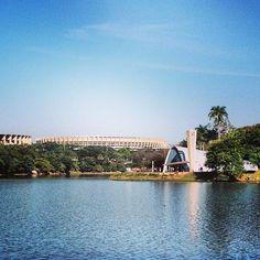 Lagoa da Pampulha - Belo Horizonte - Minas Gerais - Brasil