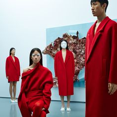 UNISEX RAD HOURANI RED COLLECTION - DHCART WWW.RADHOURANI.COM