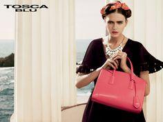 Palinuro line on Tosca Blu SS2014 new ADV campaign