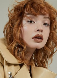 The makeup looks Pat McGrath says you will be wearing this spring Makeup Inspo, Makeup Inspiration, Makeup Tips, Beauty Makeup, Hair Makeup, Hair Beauty, Redhead Makeup, 2017 Makeup, Makeup Ideas