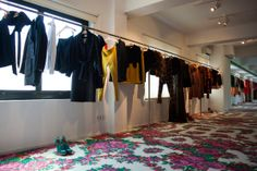 Do you remember the first time? inside DelPozo shop