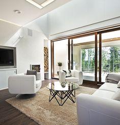 MUUAN | ZERO-ENERGY HOUSE Oversized Mirror, Divider, Villa, Loft, Windows, Milano, House, Furniture, Zero