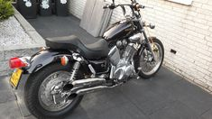 Virago 535, Yamaha Virago, Bobber, Motorcycle, Bike, Pretty, Bicycle, Motorcycles, Bicycles