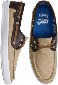 VANS CHAUFFEUR SHOE > Beach Shoes | Swell.com