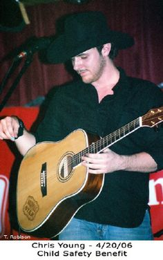chris young country singer   The numbers tell the story. A year ago I watched several Chris Young ...