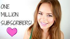 1 Million Subscribers Celebration Video!
