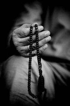 """Mala beads  """"Life is a train of moods like a string of beads; and as we pass through them they prove to be many colored lenses, which paint the world their own hue, and each shows us only what lies in its own focus.""""    R.W.E."""