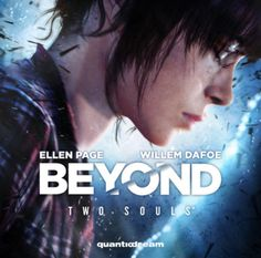 Beyond: Two Souls (Game) Got this on Christmas [2013] and i suck at it but its super fun. I love Aiden! He's fucking amazing!