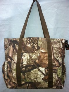Camoflauge diaper or tote bag  Made with True by sewjoyfulmichigan, $54.99