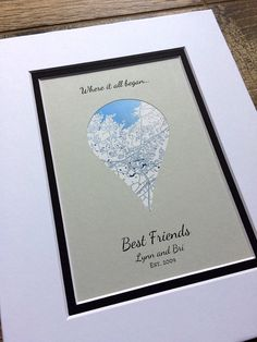 Where It All Began Xmas Gift For Best Friends Long By HandmadeHQ