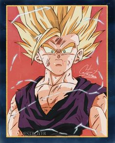 Gohan By: Catdestroyer Dragon Ball Gt, Buu Dbz, Manga Anime, Dragonball Super, Ball Drawing, Dragon Images, Animes Wallpapers, Art Graphique, Cartoon Wallpaper
