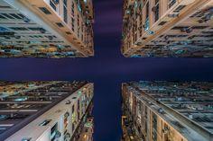 Aux quatre coins des immeubles : Ces photos vertigineuses de gratte-ciels - Peter Steward