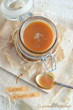 recette caramel au beurre salé 1