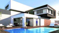 Reinventan la vivienda con estructuras de contenedores marítimos