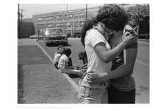 Joseph Szabo, a teacher, photographer and author, has been photographing teen-age students for the past forty years and has perfectly captured the ambivalence o