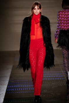 Au Jour Le Jour - Fall 2015 Ready-to-Wear - Look 22 of 31