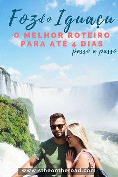 Dicas e fotos em Foz do Iguaçu. O que fazer dentro e fora das Cararatas, tanto no Brasil quanto na Argentina e Paraguai.