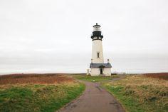 """""""Yaquina Head Lighthouse"""" by DeAnn Bonine, via 500px."""