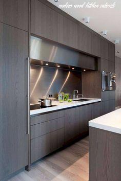 Interior Design Minimalist, Luxury Kitchen Design, Luxury Kitchens, Interior Design Kitchen, Home Kitchens, Modern Kitchens, Kitchen Modern, Traditional Kitchens, Rustic Kitchen
