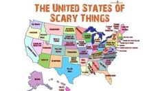 I've lived in NH, UT, and OH. And I'm a wicked huge Red Sox fan. Dang am I scary!