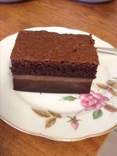 Moje magiczne ciasto czekoladowe