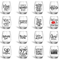 Lettering Fonts Discover Wine Bundle Svg Wine Svg Wine Sayings Svg Wine Glass Svg Drinking Svg Wine Svg Files Wine Quote Svg Svg For Wine Glass Svg Bundle Wine Glass Sayings, Wine Glass Crafts, Wine Quotes, Wine Bottle Crafts, Wine Glass Decals, Sayings For Wine Glasses, Wine Bottles, Diy Wine Glasses, Painted Wine Glasses