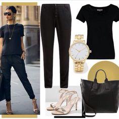#saturday #black #chic #cool #style #shop #trovamoda #shopping #love #girls #outfit #baby #goodvibes #havefun #weekend www.trovamoda.com