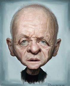 ANTHONY HOPKINS by Maxi Rodriguez][http://caricaturasmaxirodriguez.blogspot.com/]