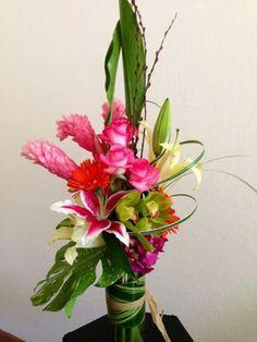 Exotic tropical mixed arrangements  $95.99