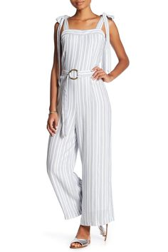 Stripe Jumpsuit by Vanity Room on @nordstrom_rack https://bellanblue.com/collections/new