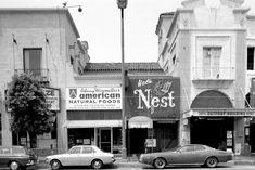 Memory Album, Vintage Photographs, Food Franchise, 1970s, Hollywood, Photo Blog, Tarzan, American, Southern California