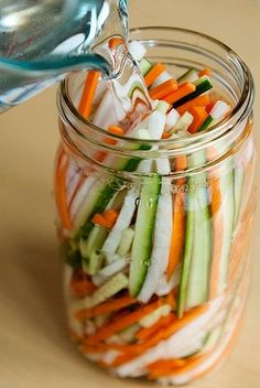 vietnamese pickled vegetables recipe