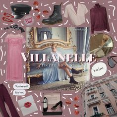 moodboard of Villanelle from Killing Eve because i binge watched it over the past few days lol it's so good watch it now! i love her… Aesthetic Photo, Aesthetic Pictures, Sandra Oh, Jodie Comer, Lol, Paramore, Series Movies, Cool Watches, Mood Boards