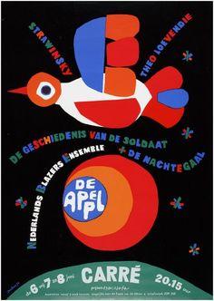 Typograaf, grafisch vormgever, illustrator - Jan Bons