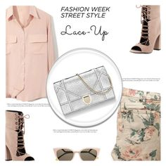 """""""Lace It Up"""" by irena123 ❤ liked on Polyvore featuring Current/Elliott, Kendall + Kylie, Fendi, laceup, polyvorecontest and polyvorefashion"""