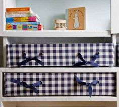 how to make a custom fabric storage box tutorial from mom projects