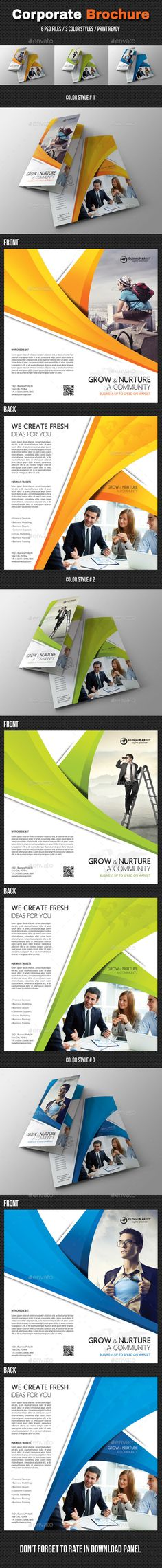 60+ Best Free Flyer Templates PSD yearbook Pinterest Free - psd brochure design inspiration