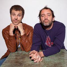 Trey Parker + Matt Stone