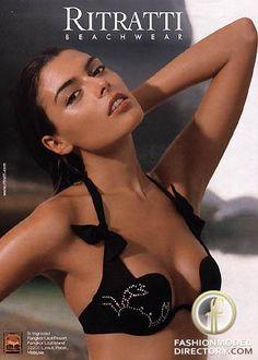 romanian model Ana Maria Popa