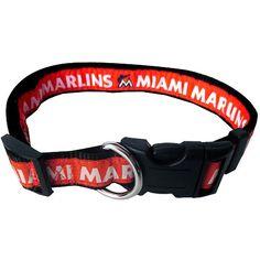 Miami MARLINS MLB Nylon Collar