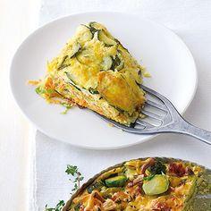 Gemüse-Flan Rezept | Küchengötter